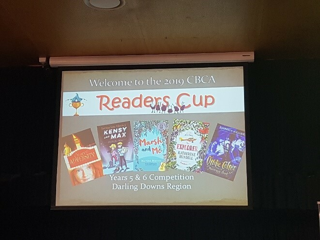 Readers Cup 2